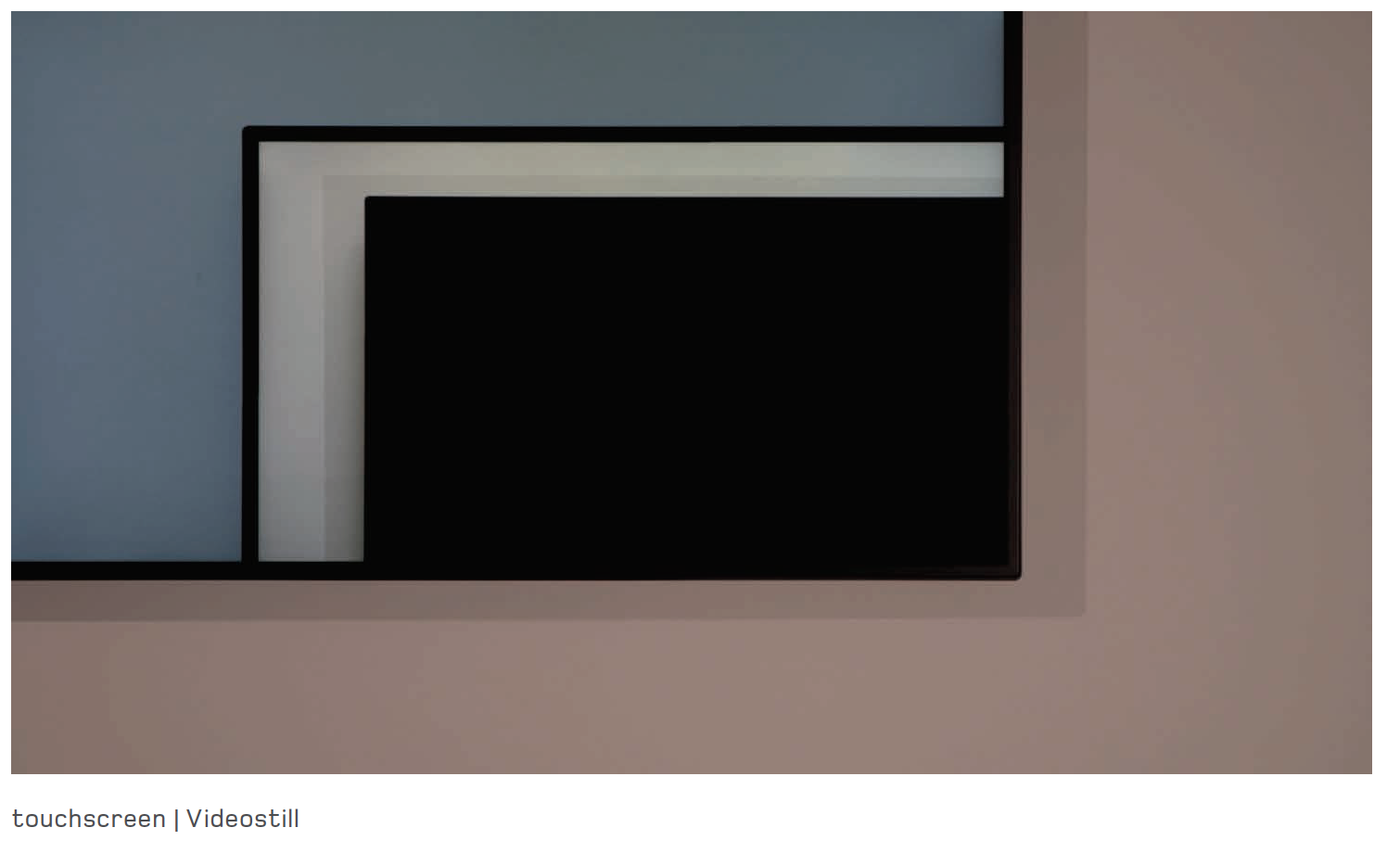 Timo Ullmann, Colorscreen, Videostill; Video 12 min, 2020